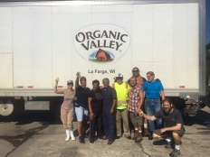 Thanks to Organic Valley for their consistent donations to the F.F.R.E efforts!